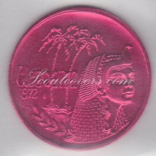 USA New Orleans Mardi Gras. Cleopatra, Feasts Festivals and Celebrations rood 02