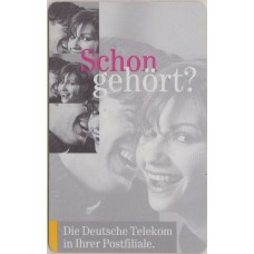 Germany PD08-97 Schon Gehort