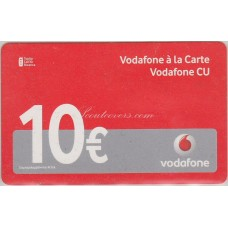Greece Vodaf-037 Vodafone 10€