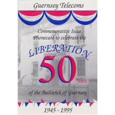 Guernsey 1995 50th. Anniversary of Liberation, VE Day