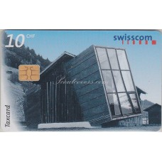 Swiss SUI-CP-29 Swiss Architecture 2